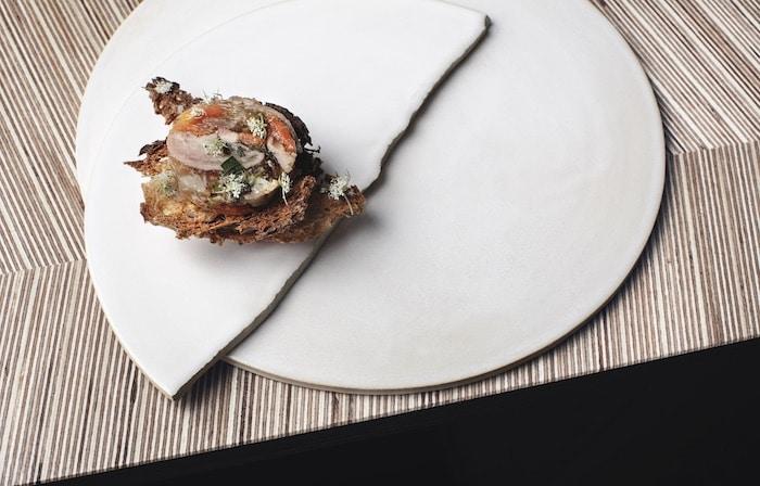 recette de Millefeuille de pieds de cochon