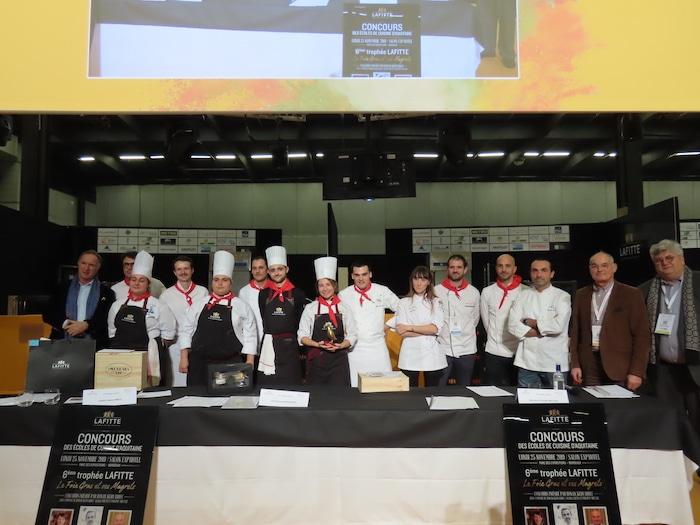 Sidonie Decay-Lagrue remporte le 6ème Trophée Lafitte
