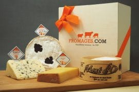box de Noël Fromages.com
