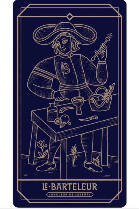 Le Barteleur jongleur de saveurs