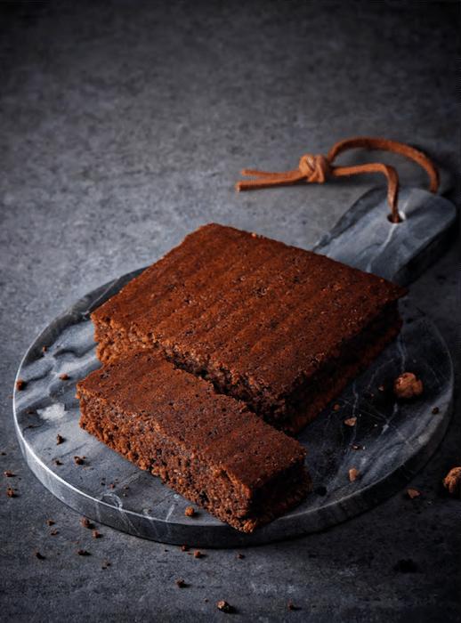 recette de Biscuit au chocolat doux