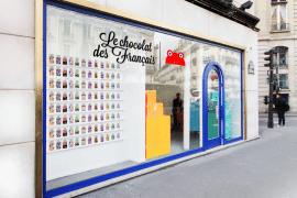 la boutique Le Chocolat des Français