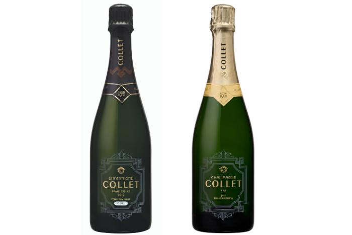 Champagne Collet étoffe sa gamme avec deux cuvées gastronomiques