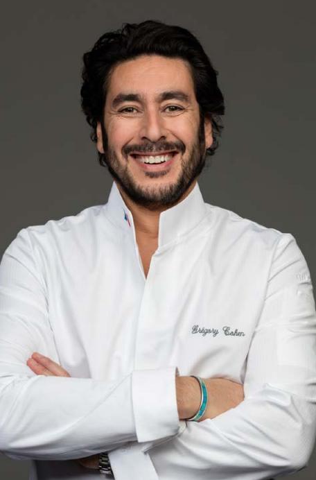 Salon Saveurs 2019 parrain Grégory Cohen