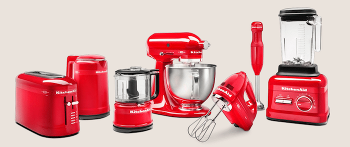 collection Queen of Hearts KitchenAid