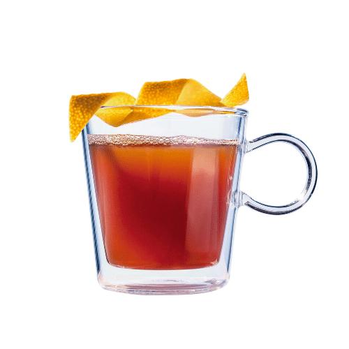 thé et gin