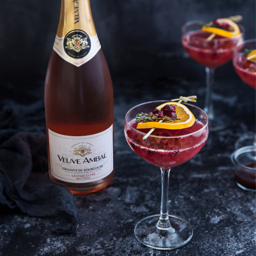 cocktail Crémant