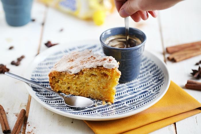 recette de Butternut cake
