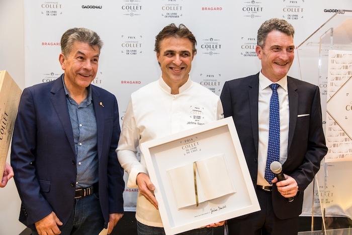 Jérôme Banctel Prix Collet 2019