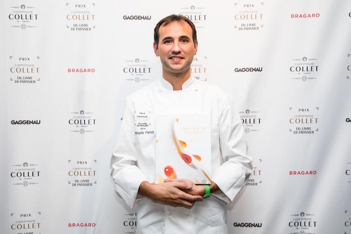 François Perret chef pâtissier du Ritz