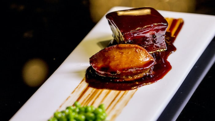 Porc braisé à la Shanghaienne