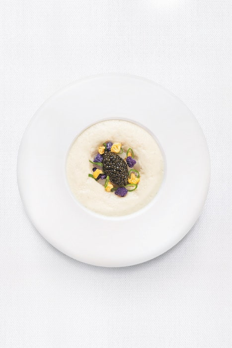 recette de chou-fleur maraîcher
