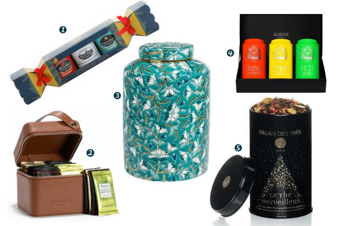 cadeaux Pour buveurs de thé