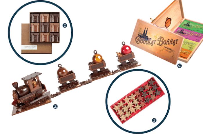 quels chocolats offrir