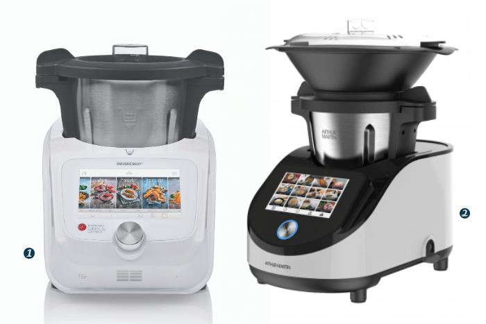 robots cuiseurs connectés pas chers