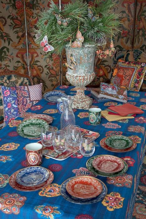 jolies tables de fêtes 2019
