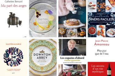les livres de cuisine à offrir à Noël