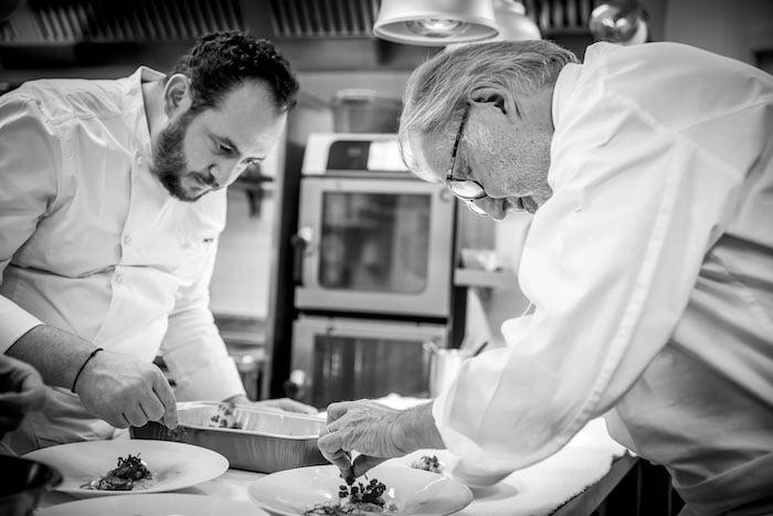 La cuisine gastronomique de Pierre Gagnaire se goûte aussi à Nîmes