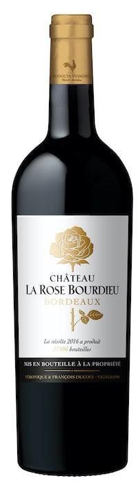Château La Rose Bourdieu vin bio