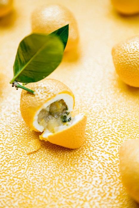 Citron de Cédric Grolet