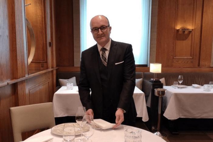 Baudoin Arnould est le nouveau Directeur du restaurant Le Taillevent