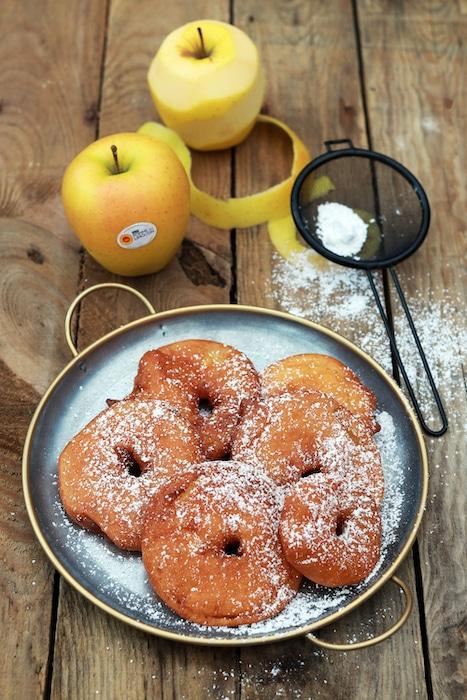 recette de Beignets aux pommes du Limousin