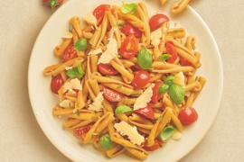 Casarecce de Pois Chiches aux tomates