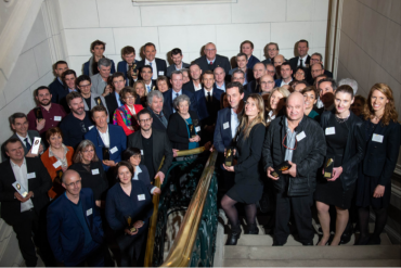 Les lauréats du Prix d'Excellence 2020