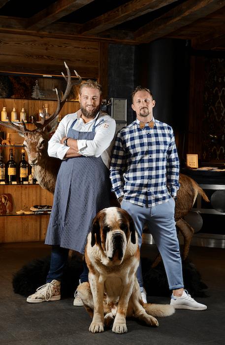 Chefs Bartenders