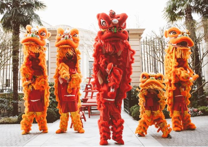 Nouvel An Chinois du Shangri-La