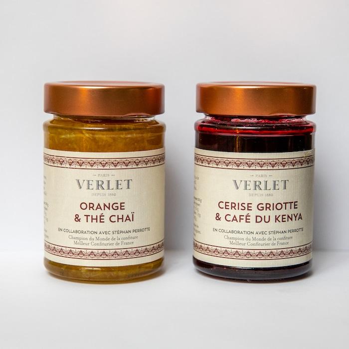 confitures Verlet