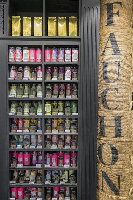Fauchon boutique thé
