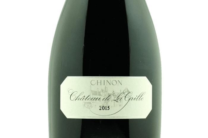 Château de La Grille 2015, le Chinon qu'on laisse vieillir