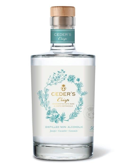 Ceder's Crisp gin sans alcool