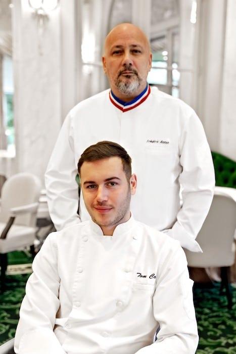 Tom Coll nouveau chef pâtissier du Pré Catelan