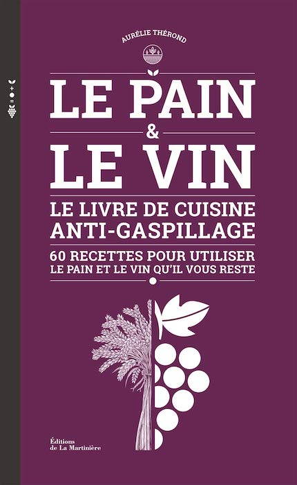 Le pain et le vin anti-gaspillage