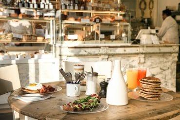 Le coffee shop de Benoît Castel