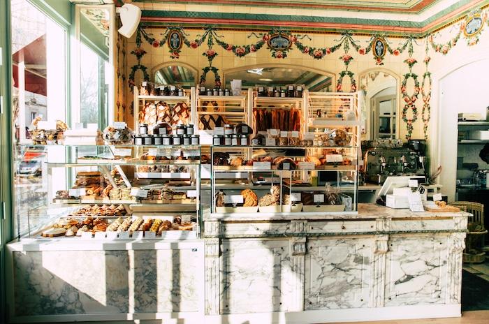 coffee shop Benoit Castel
