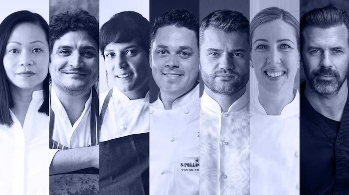 Les 7 Sages SanPellegrino Young Chef 2020