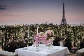 dîner de Saint-Valentin