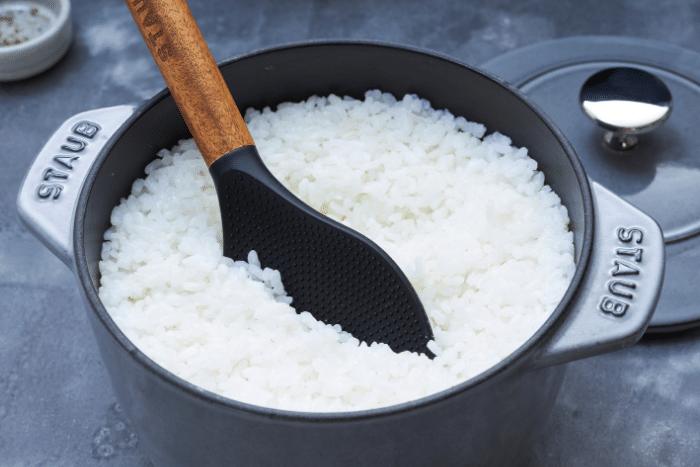 La cocotte Gohan de Staub, le riz à la perfection - Kiss My Chef