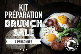 Le kit brunch de La Boucherie Moderne
