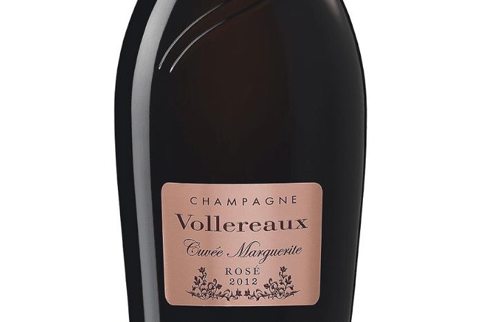 Marguerite rosé 2012, le rosé millésimé de Vollereaux - Kiss My Chef