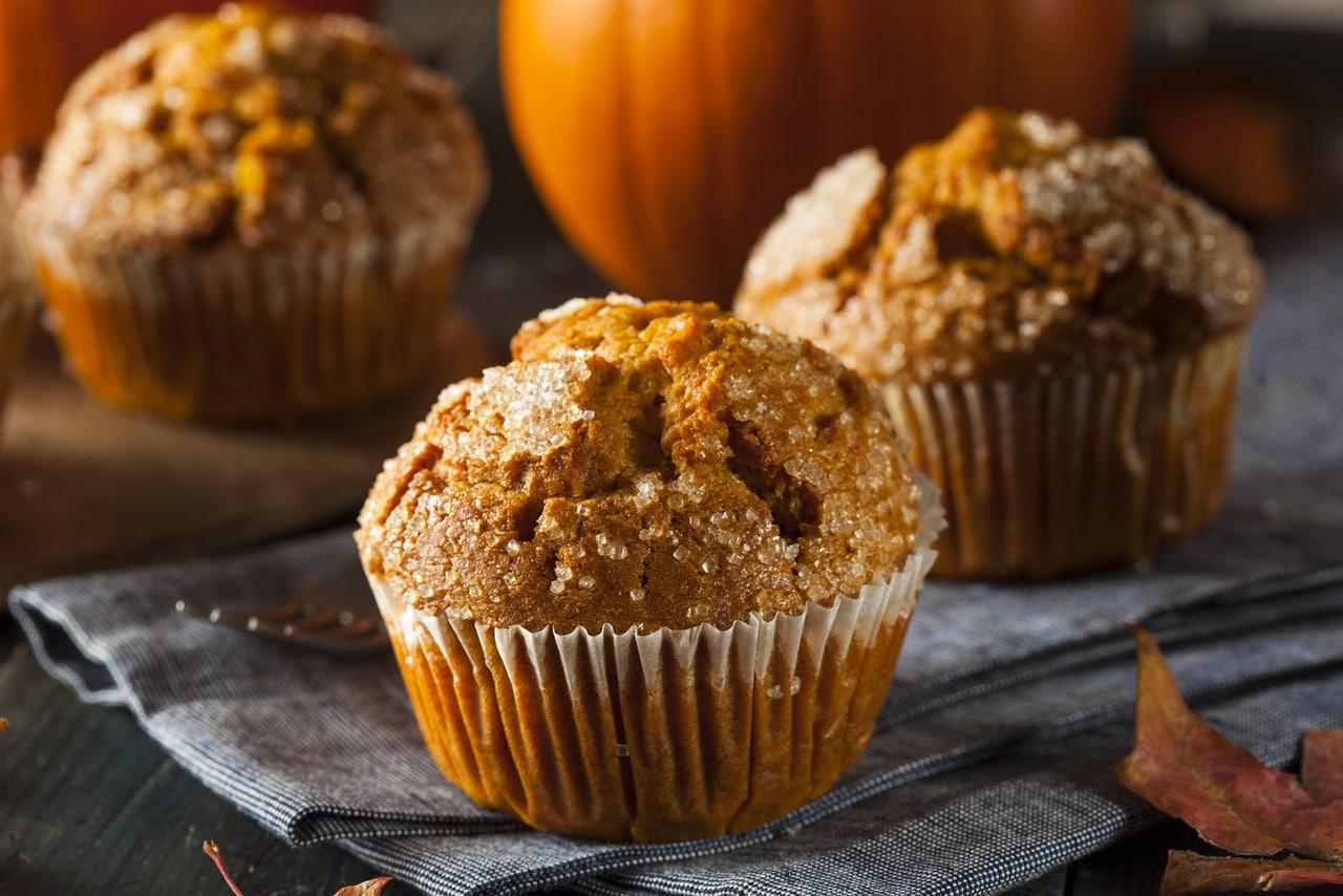 recette de Muffins au pralin