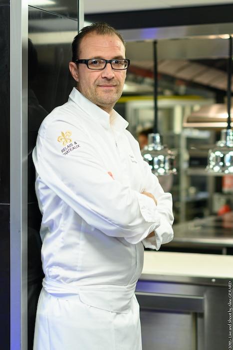 Chef Gatien Demczyna