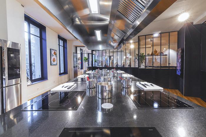 cours de cuisine Galeries Lafayette