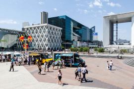 Les nouveaux Food Trucks de La Défense