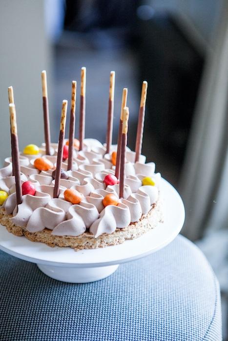 recette du gâteau au chocolat de Christophe Michalak