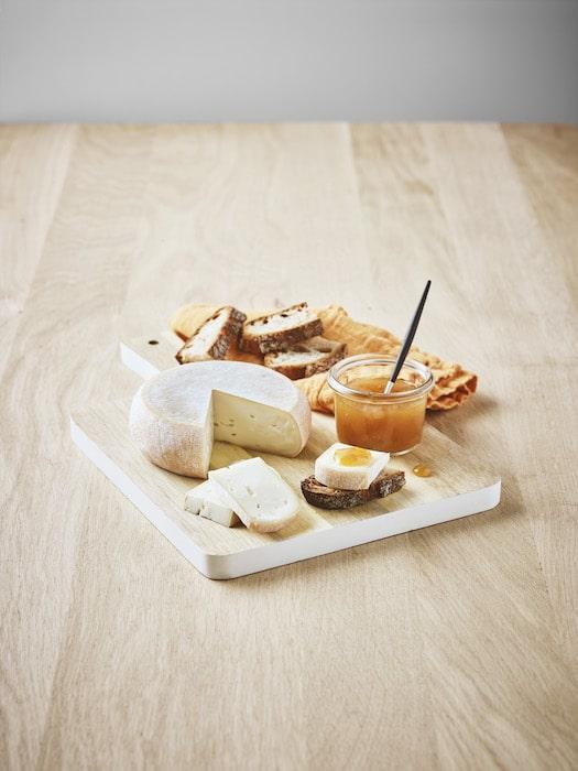 Fromages de Savoie et confitures