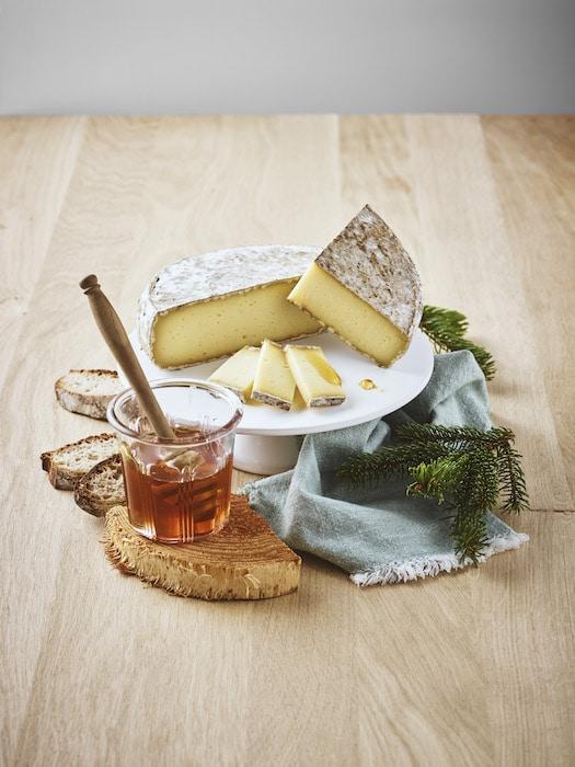 Fromages de Savoie et miels
